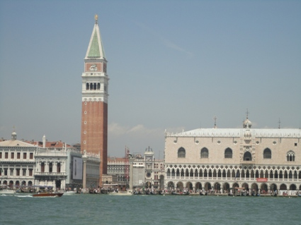 Tourismus Information Venedig in Italien